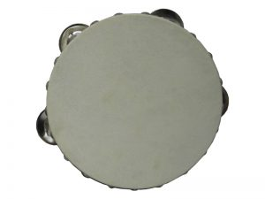 TAMBOURINE HEAVY DUTY SKIN 6in