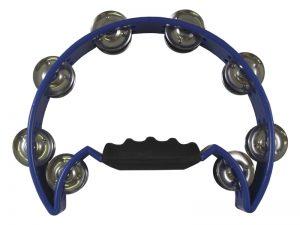 TAMBOURINE MOON BLUE 10 1/4inX8in