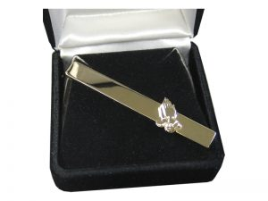 TIE BAR PRAYING HAND GOLD