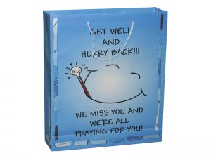 GIFT BAG GET WELL – PACK OF 6