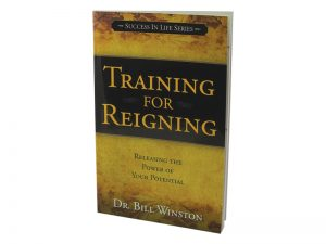 TRAINING FOR REIGNING BY B WINSTON