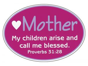 EURO STICKER MOTHER/PROV. 31:28 – PACK OF 6