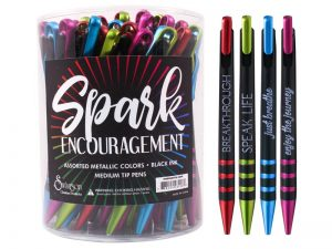PEN SPARK ENCOURAGEMENT PK 48