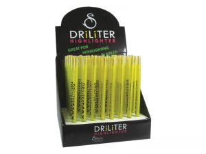 DRILITER MAX DISPLAY YELLOW 48CT