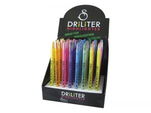 DRILITER MAX DISPLAY MULTICOLORS 48CT