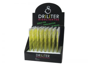 DRILITER POP-A-POINT YELLOW – DISPLAY PACK 48