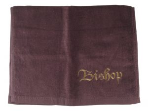 PASTOR TOWEL BISHOP BURGUNDY