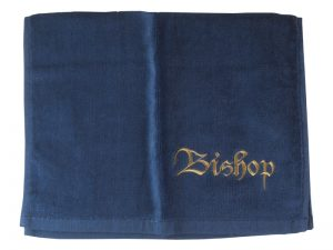 PASTOR TOWEL BISHOP NAVY