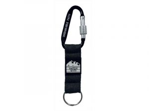 CARABINER STAND FIRM GRAY