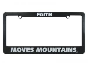 TAG FRAME FAITH MOVES MOUNTAINS