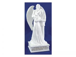 ANGEL OF MARRIAGE 7″ X 3″