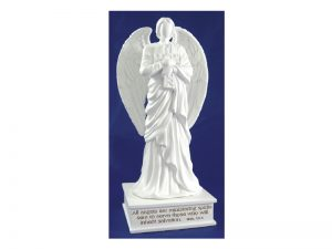 ANGEL MINISTERING SPIRIT 7″ X 3″