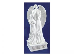 GIRLS GUARDIAN ANGEL 7″ X 3″