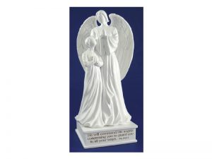 BOYS GUARDIAN ANGEL 7″ X 3″