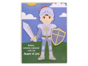 ARMOR OF GOD BUILD-A-KID BOY