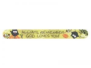 NAIL FILE ALWAYS REMEMBER PK72