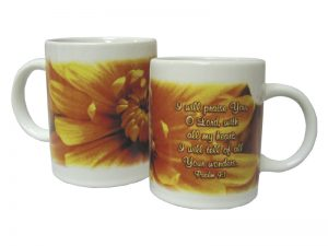 MUG PRAISE YOU LORD 11OZ
