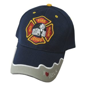 CAP NAVY FIRE FOR JESUS