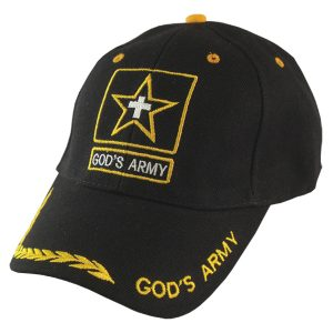 CAP BLACK GODS ARMY