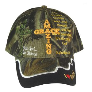 CAP CAMO AMAZING GRACE