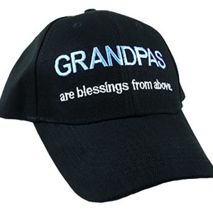 CAP GRANDPAS ARE BLESSINGS FROM ABOVE