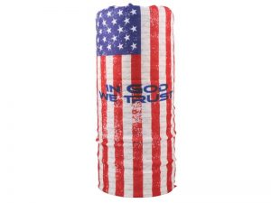 ARMOUR GUARD FACE SHIELD AMERICAN FLAG