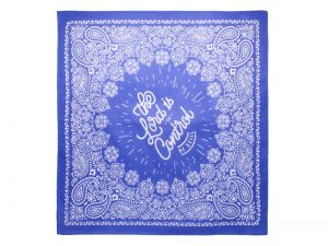 "BANDANA ""THE LORD IS IN CONTROL"""
