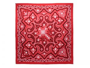 BANDANA WITH CROSS