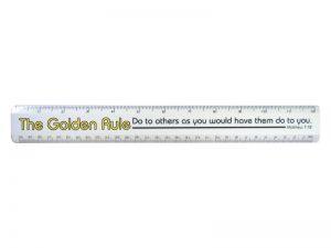 RULER THE GOLDEN RULE PK6