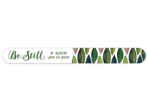 NAIL FILE BE STILL PK72