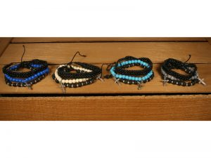 STACKABLE BOHO CHIC 3 PC BRACELETS 12 PC REFILL