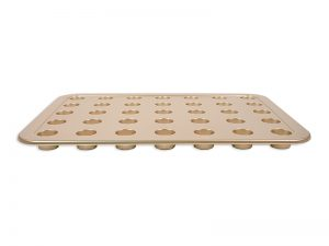 COMMUNION 35 CUP ECONOMY TRAY GOLDTONE