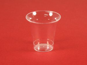 COMMUNION CUPS CLEAR SMALL 1 1/4in 50CT