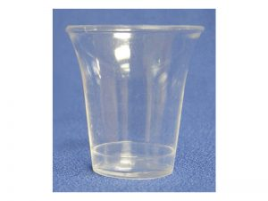 COMMUNION CUPS CLEAR FULL SIZE MASTER CASE- 1000 CT  6PK