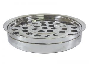 DELUXE COMMUNION CUP TRAY SILVER