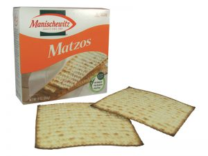 COMMUNION BREAD UNSALTED MATZO