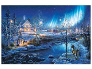 PUZZLE ALL IS BRIGHT 1000 PC