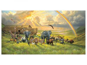 PUZZLE A NEW BEGINNING 500 PC