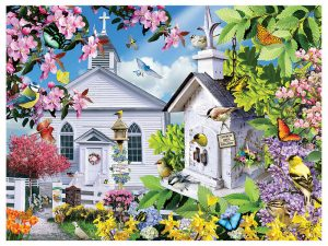 PUZZLE TIME FOR CHURCH 1000 PC