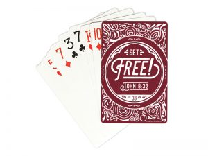 PLAYING CARDS TRADITIONAL SET FREE 3PK