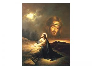 PUZZLE PRAYING AT GETHSEMANE 500PCS