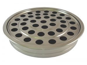 COMMUNION CUP TRAY SILVER