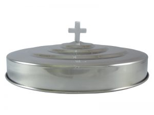 COMMUNION CUP TRAY COVER SILVER