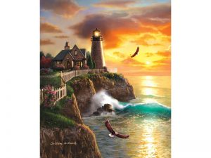 PUZZLE EAGLE RIDGE 1000 PC 23×28