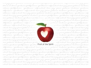 LAPTOP SKIN FRUIT OF THE SPIRIT