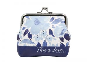 COIN PURSE THIS IS LOVE