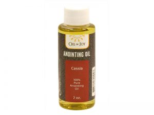 ANOINTING OIL CASSIA 2OZ