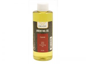 ANOINTING OIL CASSIA 4OZ ALTER SIZE