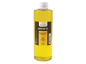 ANOINTING OIL FRANK&MYRRH 8 OZ REFILL