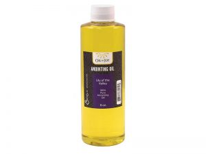ANOINTING OIL LILY OF VALLEY 8 OZ REFILL